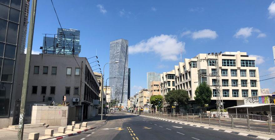 אחזקת מבנים בתל אביב במחירים הוגנים